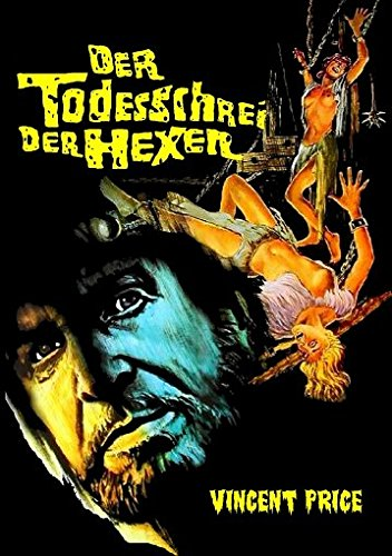Der Todesschrei der Hexen - Uncut [Limited Collector's Edition] [2 DVDs]