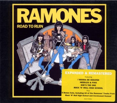 Ramones: Road to Ruin (Audio CD)
