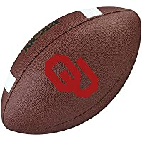 WILSON Oklahoma Sooners NCAA official senior composite american football