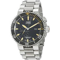 Reloj hombre R. ORIS CARLOS COSTE L.E. IV 74377097184MB