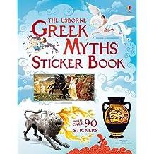 Greek Myths Sticker Book (Sticker Books)