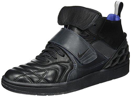 Nike Tiempo Vetta Fc, Chaussures de Sport Homme Noir - Negro (Blk / Anthrct-Dp Ryl Bl-Drk Gry)