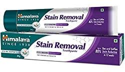 Himalaya Stain Removal Toothpaste(2 x 80gm) By Siddhi Enterprises