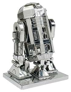 Star Wars Metallic Nano Puzzle R2-d2 (Tm) Smn-01