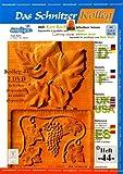 Das Schnitzer-Kolleg Nr. 44 - Auf 131 Fotos und 36 Arbeitsschritten wird auf 44 Seiten dargestellt, wie aus einfachen Holzplatten Reliefs ausgeschnitzt werden.