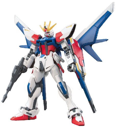 Build Strike Gundam Full Package Sei Iori Custom Gunpla Hg High Grade Gundam Build Fighters 001 1/144