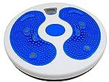 TWISTER À COMPTEUR o poids max utilisateur : 150 kg o surface spéciale, couverte de picots de massage, avec des aimants incorporés o accélère le métabolisme o #98