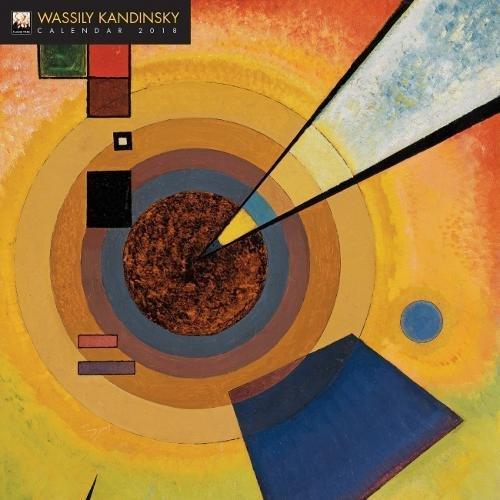Wassily Kandinsky 2018 Calendar