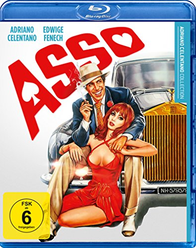 Bild von Asso - Adriano Celentano Collection [Blu-ray]