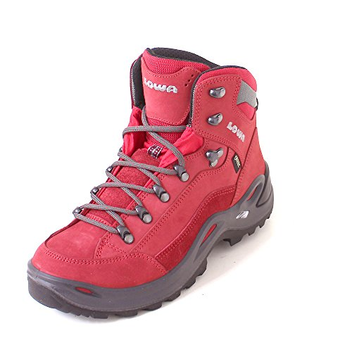 Lowa Renegade GTX Mid Ws Rouge Rouge