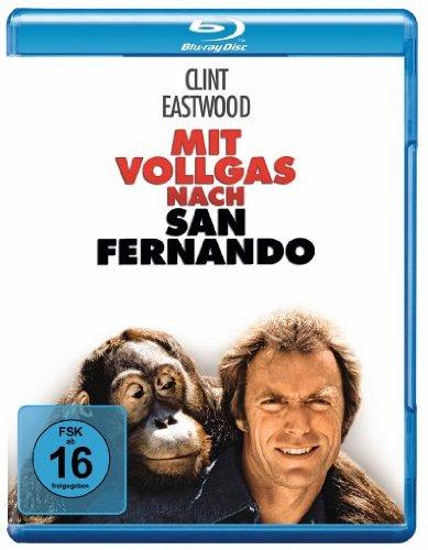 Mit Vollgas nach San Fernando [Blu-ray]