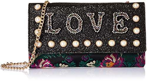 Aldo Women's Wallet (Black Multi)