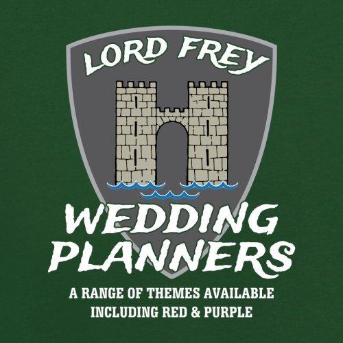 Lord Frey Wedding Planners - Herren T-Shirt - 13 Farben Flaschengrün