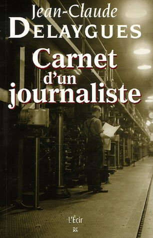 Carnet d'un journaliste