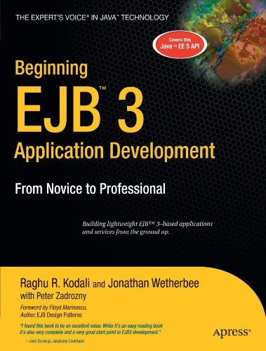 Beginning EJB 3 Application Development: From Novice to Professional (Beginning: From Novice to Professional) by Raghu Kodali (2006-09-21)