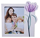 UberLyfe Purple Tulip Theme Photo Frame ...