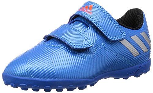 Adidas Messi 16.4 Tf H&L, Scarpe da Calcio Bambino, Blu