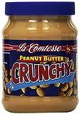 Erdnusscreme Crunchy La Comtesse, 350 g