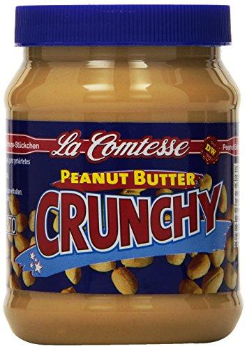Erdnusscreme Crunchy La Comtesse, 350 g Test