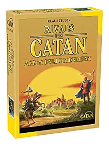 Catan Studios CN3136 Rivals para Catan: Age of Enlightenment Expansion