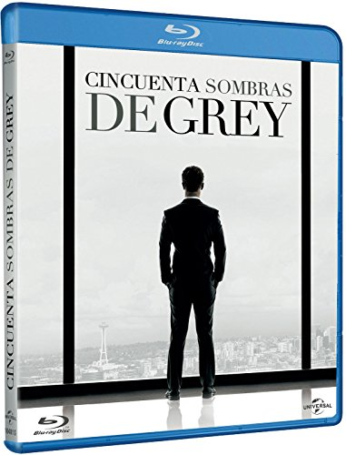 Fifty Shades of Gray (Fifty Shades of Grey, Spain Import, see details for languages)