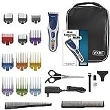 Wahl Color Pro Cordless Hair Clipper Set - Model #9649,21-Pieces