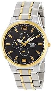 Timex Empera Multi-Function Analog Black Dial Men's Watch - TI000K10700