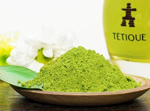 TÉTIQUE Té Verde MATCHA Japones polvo orgánico