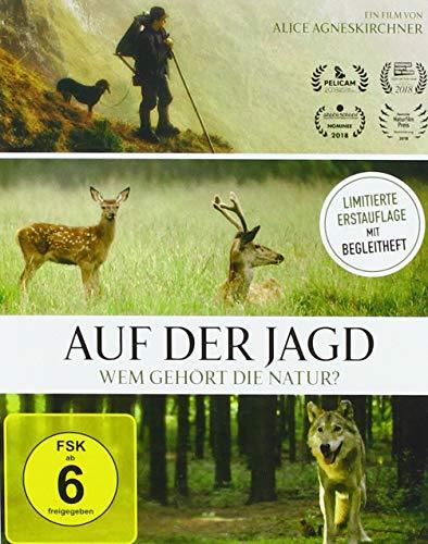 Auf der Jagd - Wem gehört die Natur? [Blu-ray] (Film Die Jagd)