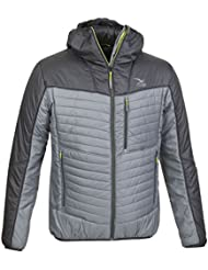SALEWA Primaloft Jacke Theorem 2.0 PRL M Jacket - Chaqueta de pluma para hombre, color gris, talla S