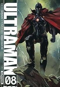 Ultraman n° 8<br /> Vent violent