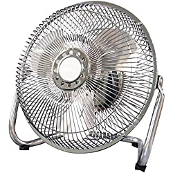 Starline Ventilateur de Sol et Table Pales metalicas 6'' 20 W, 2 Vitesses air de.