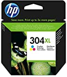 HP 304XL High Yield Tri-color Original Ink Cartridge