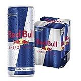 Red Bull Energy Drink, 4er Pack (4 x 250 ml)