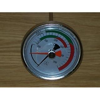 Afriso Rauchgastemperatur-Controler RTC 80/150 Fühlerlänge 150mm Gehäuse-ø 80 mm