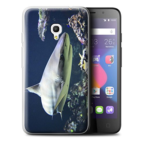Coque de Stuff4 / Coque pour Apple iPhone X/10 / Game Boy Design / Console (jeux vidéo) Collection Requin Bordé