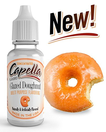 Capella - Glazed Doughnut - Capella Aroma 13ml