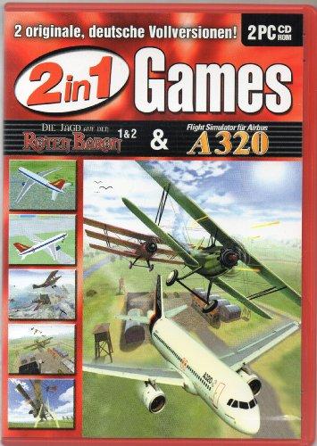 2 in 1 Games - Jagd a. d. Roten Baron 1&2 + A320