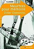 Meurtres Pour Memoires