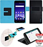 Mobistel Cynus E7 Cover Case | in Black Leather |