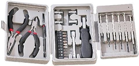 AGT Werkzeugset: Werkzeug Set 26-teilig (Werkzeugbox)