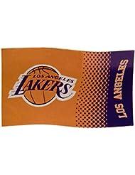 Los Angeles Lakers Drapeau–Drapeau 152cm x 91cm NBA Supporter Boutique