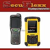Bosch KTS 670, ANTIREFLEX entspiegelte Displayschutzfolie, jetzt antibakteriell - SecuFlexx