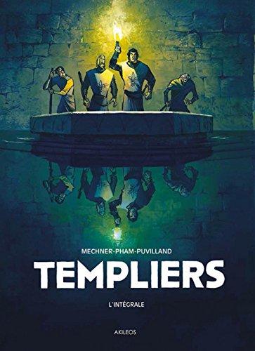 Templiers - L'intégrale