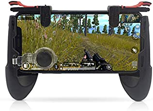 Aoile Game Controller with Auxiliary Quick Button for iPhone