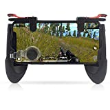 #8: Aoile Game Controller with Auxiliary Quick Button for iPhone