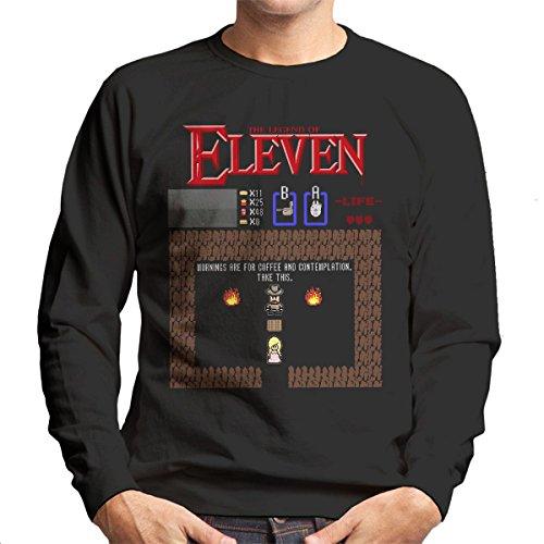 zelda-stranger-things-the-legend-of-eleven-mens-sweatshirt