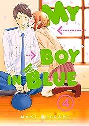 My Boy in Blue Vol. 4 (English Edition)