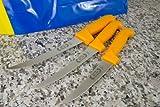 Schlachtermesser Set 4 Ro-Da 4tlg. Ausbeinmesser Profi Qualität
