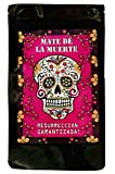 Mate Tee - Mate de la Muerte (Nachfüllpack) mit Guarana und Colanuss + Natürlich zuckerfreier Energy Booster. Auch super für Eistee/Mix-Drinks/Cocktails - EINWEG